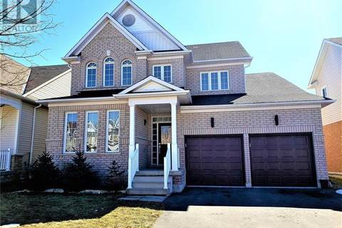 House for sale at 21 Maple Crown Te Barrie Ontario - MLS: 30732255