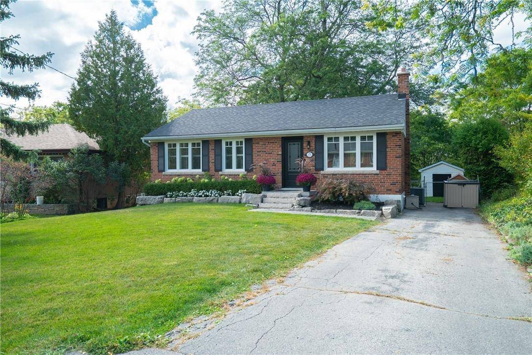 House for sale at 21 Margaret St Waterdown Ontario - MLS: H4072045