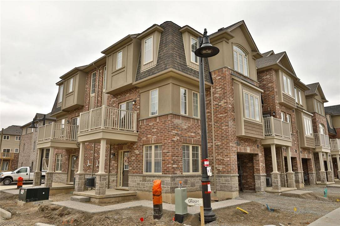 Townhouse for sale at 21 Marr Ln Ancaster Ontario - MLS: H4077434