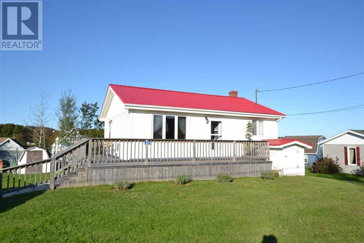 House for sale at 21 Marshall St North Rustico Prince Edward Island - MLS: 201922691