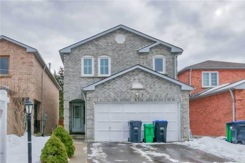House for sale at 21 Matterdale Ave Brampton Ontario - MLS: W4693443