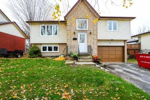 House for sale at 21 Matthew Dr Guelph Ontario - MLS: X4623539