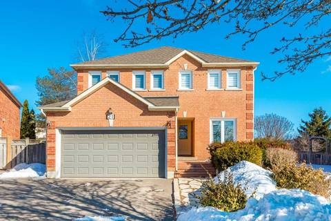 House for sale at 21 Mccoy Ct Richmond Hill Ontario - MLS: N4698165
