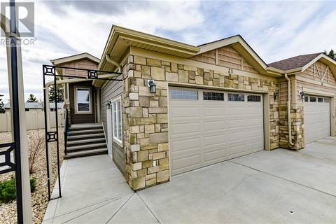 Townhouse for sale at 21 Michener Pl Red Deer Alberta - MLS: ca0160851