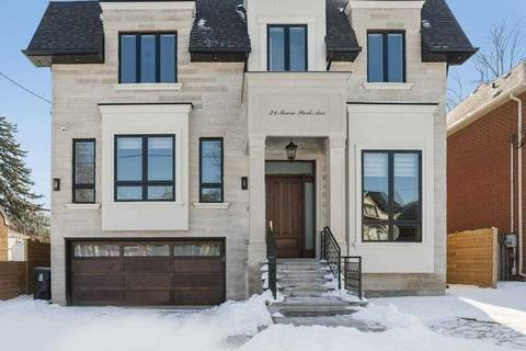 House for sale at 21 Moore Park Ave Toronto Ontario - MLS: C4693885