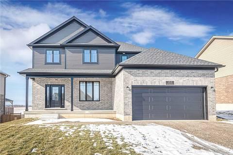 House for sale at 21 Morning Glory Dr Tillsonburg Ontario - MLS: X4695514
