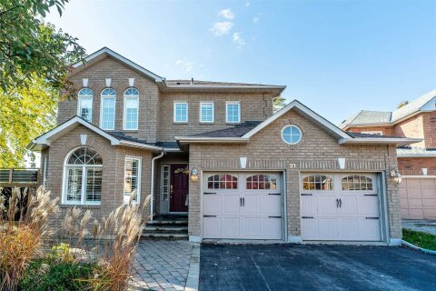 House for sale at 21 Napier Ct Whitby Ontario - MLS: E4988604