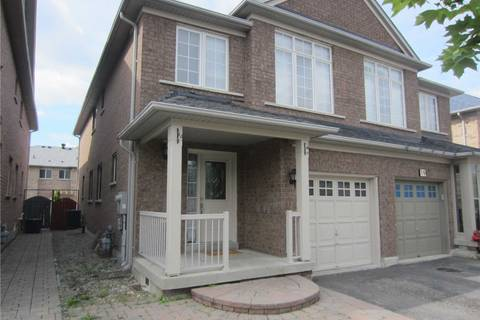 Townhouse for rent at 21 Neuchatel Ave Vaughan Ontario - MLS: N4521433