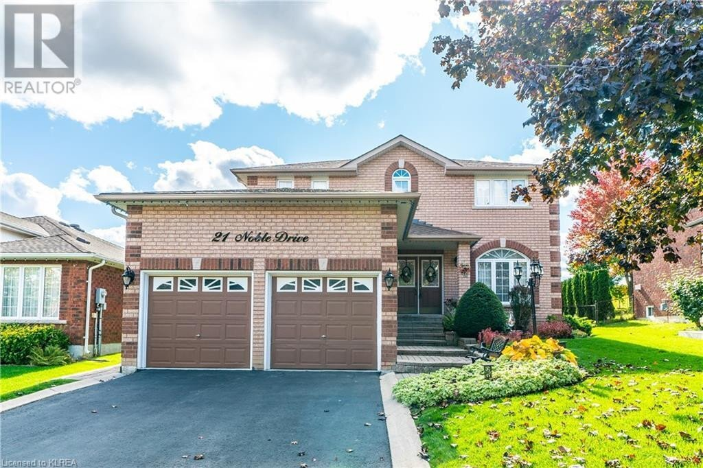 House for sale at 21 Noble Dr Bradford Ontario - MLS: 40035089