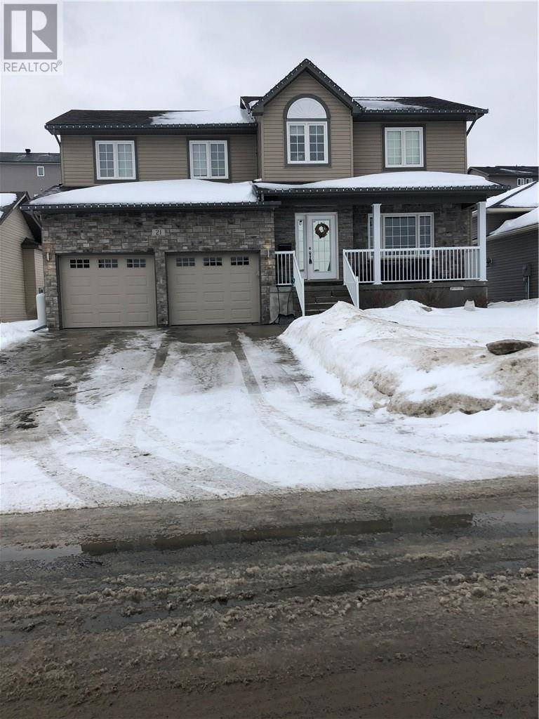 House for sale at 21 Field Cres North Sudbury Ontario - MLS: 2083390