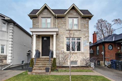 House for sale at 21 Northbrook Rd Toronto Ontario - MLS: E4717890