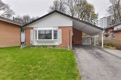 House for sale at 21 Northfield Rd Toronto Ontario - MLS: E4437160