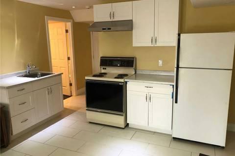House for rent at 21 Oakside (lower Lvl) Dr Uxbridge Ontario - MLS: N4728314