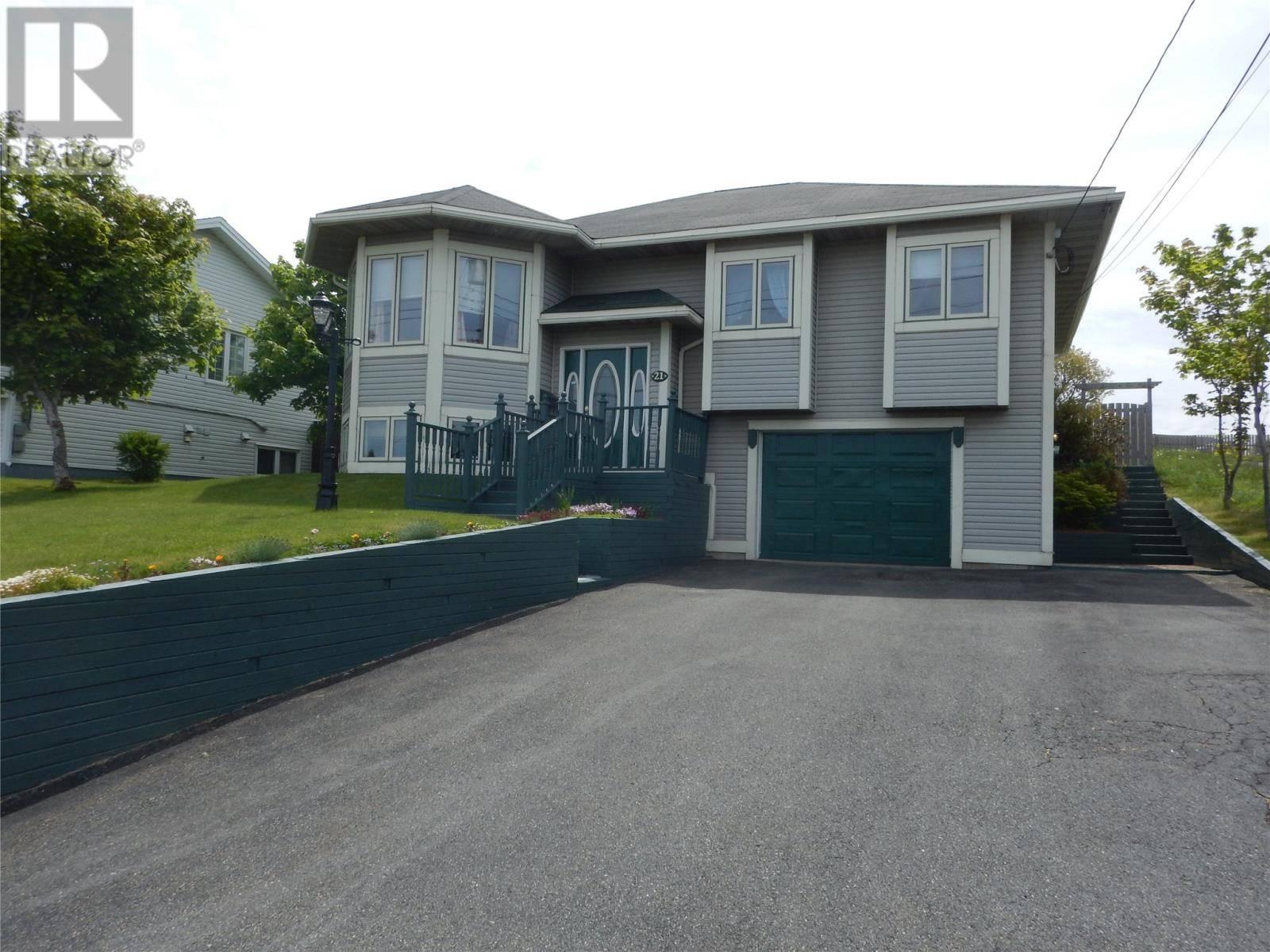 House for sale at 21 Old Bay Bulls Rd St. John's Newfoundland - MLS: 1207698
