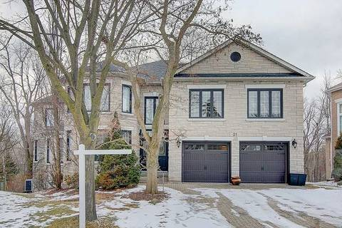 House for sale at 21 Palace Ct Richmond Hill Ontario - MLS: N4680038