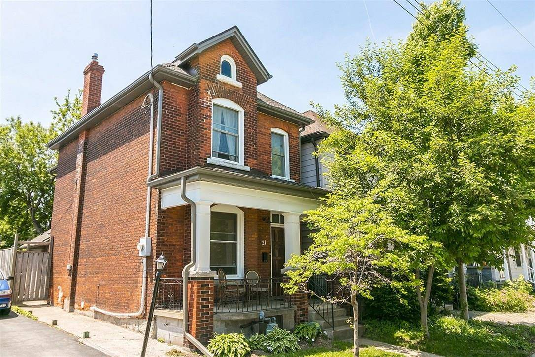 House for rent at 21 Picton St W Hamilton Ontario - MLS: H4074019