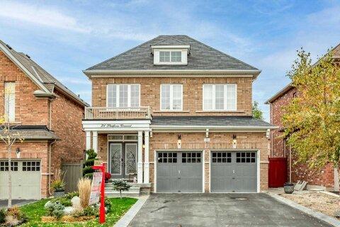 House for sale at 21 Platform Cres Brampton Ontario - MLS: W4973062