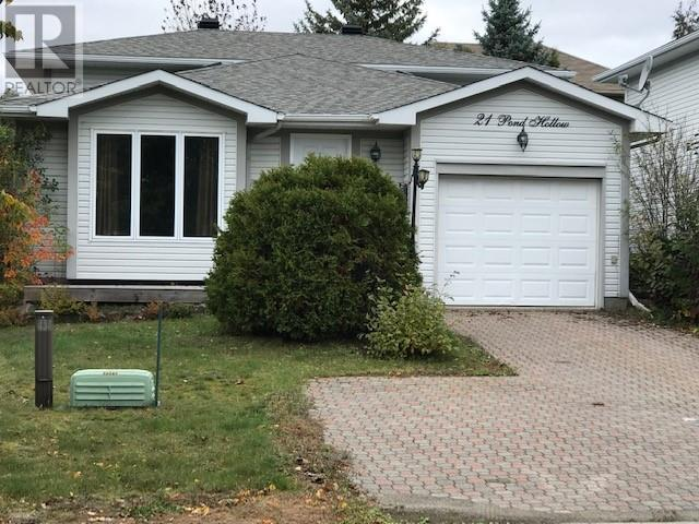 Removed: 21 Pond Hollow Drive, Sudbury, ON - Removed on 2019-01-15 04:18:09