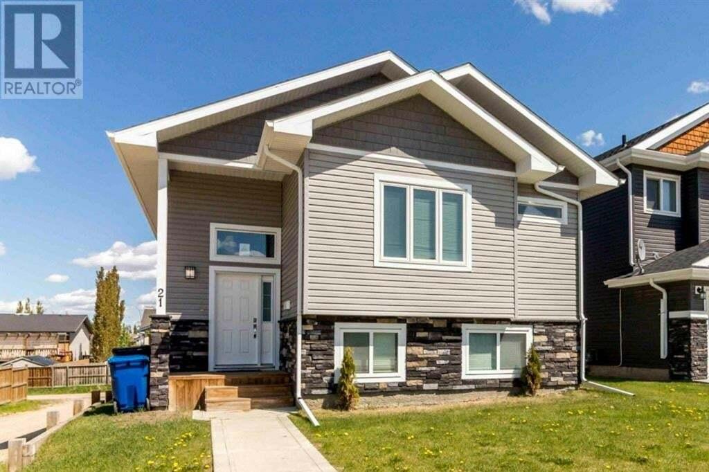 House for sale at 21 Portway Cs Blackfalds Alberta - MLS: A1002888