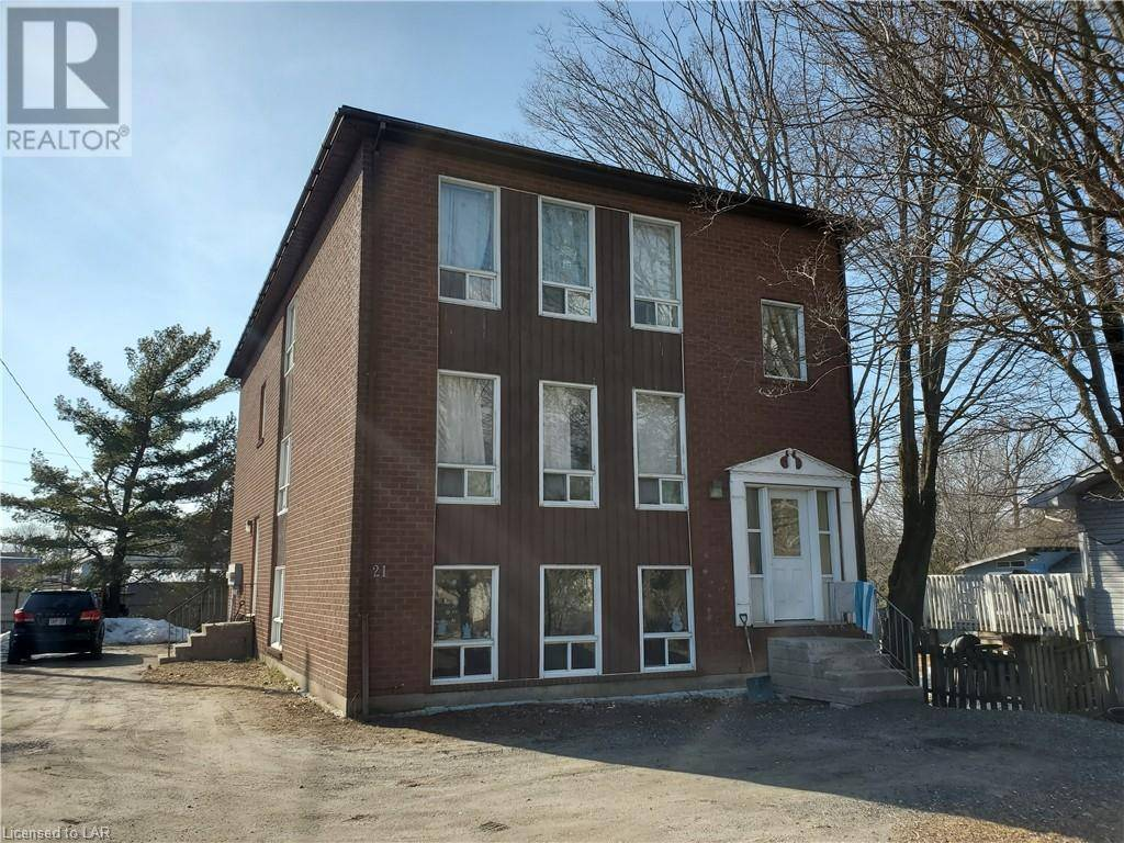 Townhouse for sale at 21 Railway Ave Parry Sound Ontario - MLS: 252728
