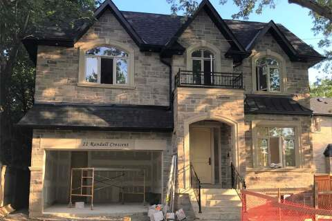 House for sale at 21 Randall Cres Toronto Ontario - MLS: E4872472