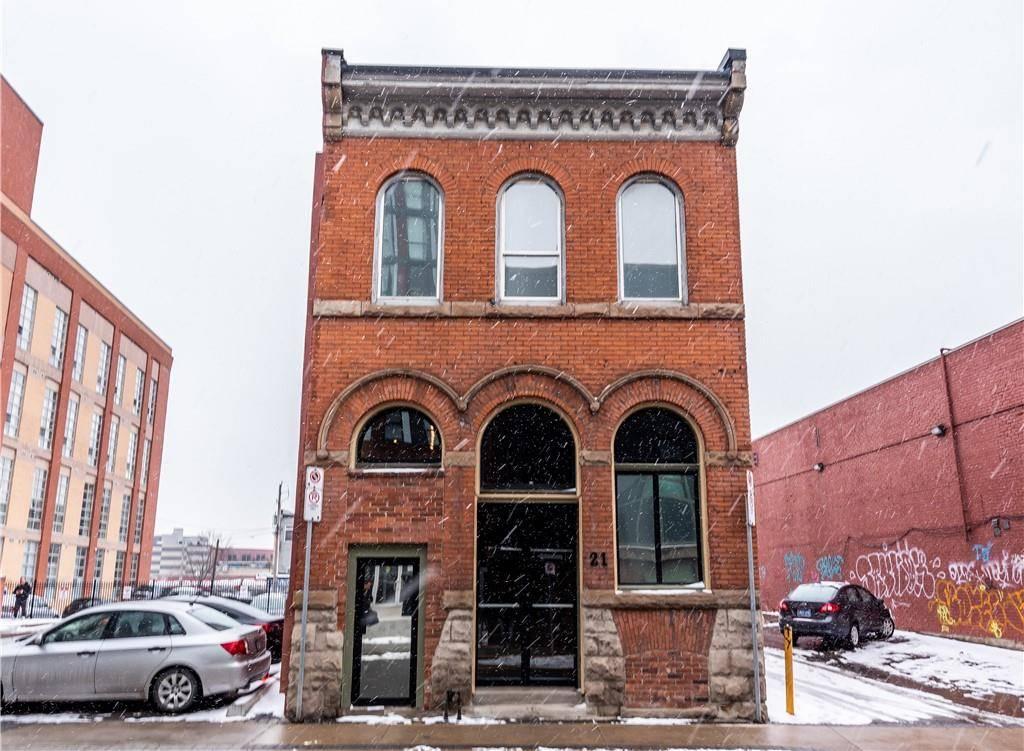 Home for sale at 21 Rebecca St Hamilton Ontario - MLS: H4072158