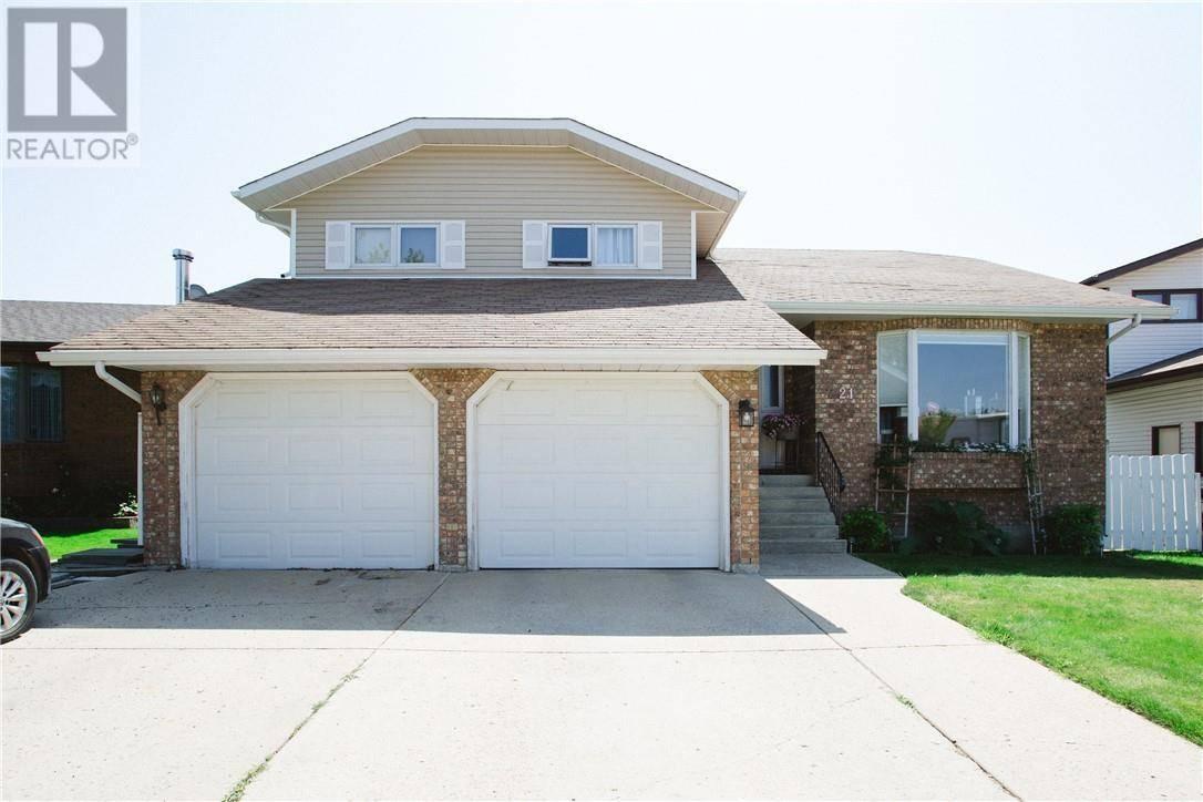 House for sale at 21 Rideau Cs Se Medicine Hat Alberta - MLS: mh0175286