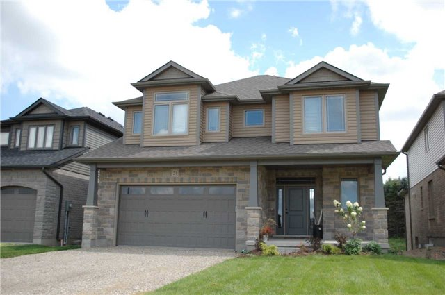 Sold: 21 Ritchie Drive, East Luther Grand Valley, ON