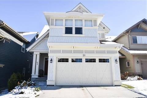 House for sale at 21 Riviera Pl Cochrane Alberta - MLS: C4273406