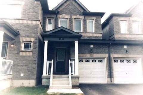 Townhouse for sale at 21 Robinson St Barrie Ontario - MLS: S4819550