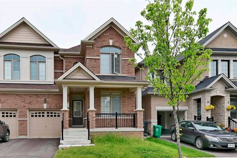 Townhouse for sale at 21 Rockbank Rd Brampton Ontario - MLS: W4497468