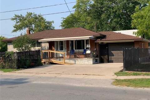 House for sale at 21 Rockwood Ave St. Catharines Ontario - MLS: 40025084