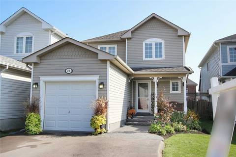 House for sale at 21 Rustwood St Clarington Ontario - MLS: E4596960