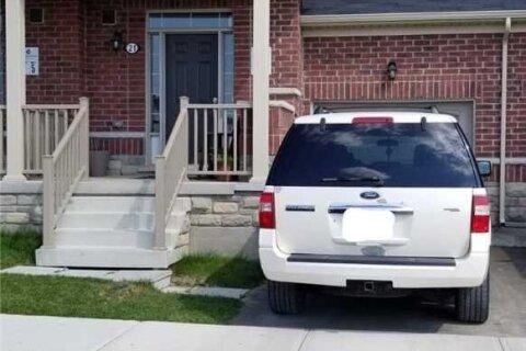 Townhouse for rent at 21 Sail Rd Brampton Ontario - MLS: W5075112