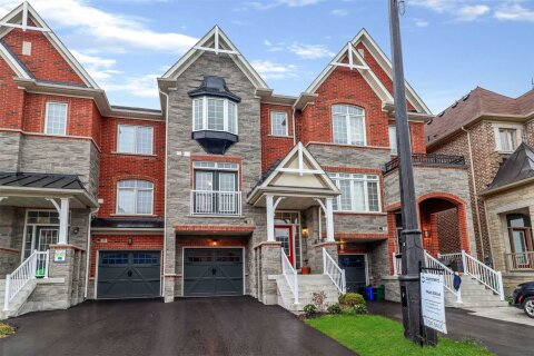 Townhouse for sale at 21 Sandwell St Vaughan Ontario - MLS: N4961047