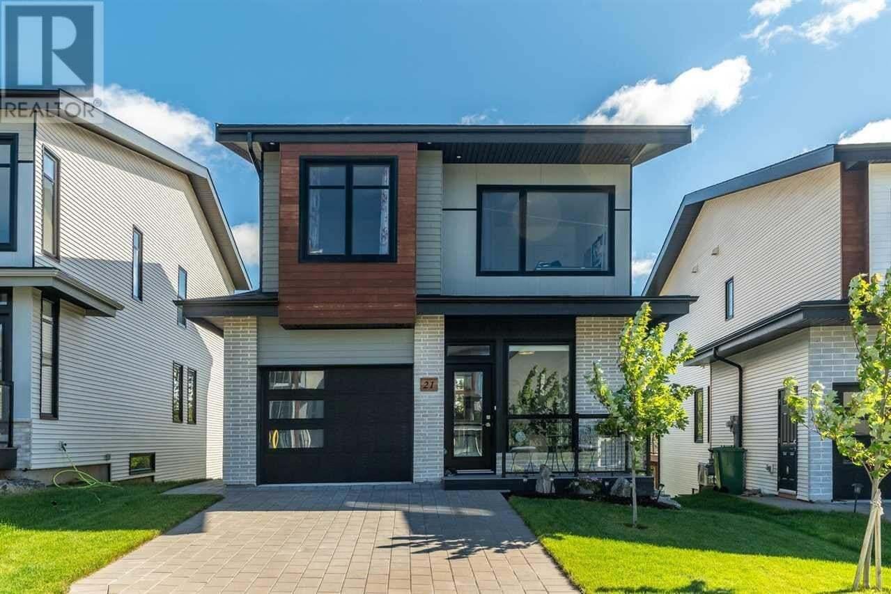 House for sale at 21 Serotina Ln West Bedford Nova Scotia - MLS: 202019218
