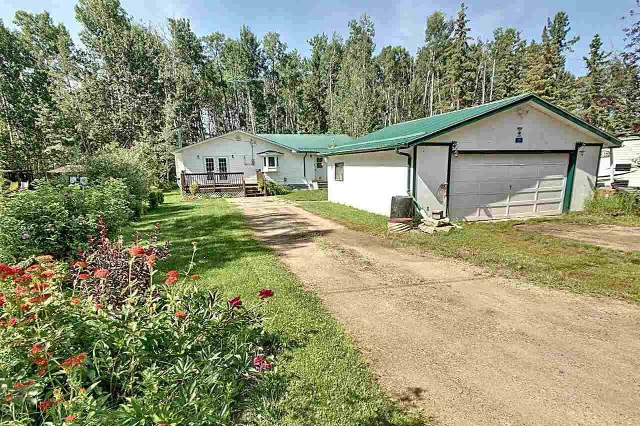 House for sale at 21 Sexauer St Rural Athabasca County Alberta - MLS: E4208303