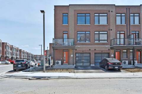 Townhouse for sale at 21 Seymour St Vaughan Ontario - MLS: N4921838