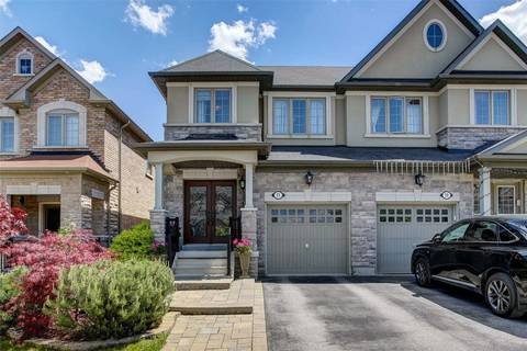 Townhouse for sale at 21 Shallot Ct Richmond Hill Ontario - MLS: N4480033