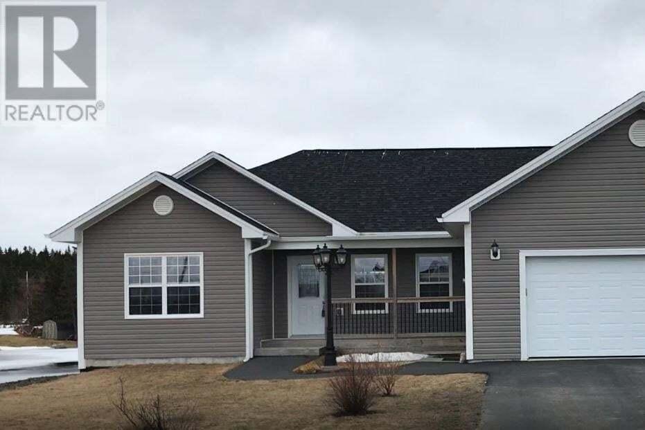House for sale at 21 Sharpe Pl Whitbourne Newfoundland - MLS: 1212153