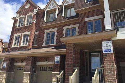 Townhouse for rent at 21 Shipmate Ave Brampton Ontario - MLS: W4514026