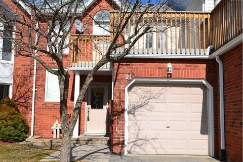 Townhouse for sale at 21 Shoreline Dr Bracebridge Ontario - MLS: 187641