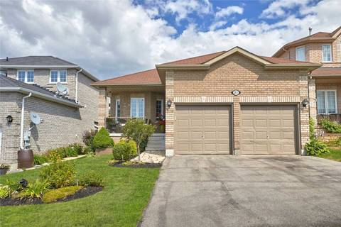 House for sale at 21 Silver Tr Barrie Ontario - MLS: S4603939