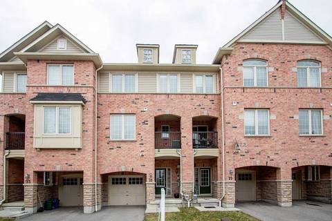 Townhouse for sale at 21 Silvester St Ajax Ontario - MLS: E4422745