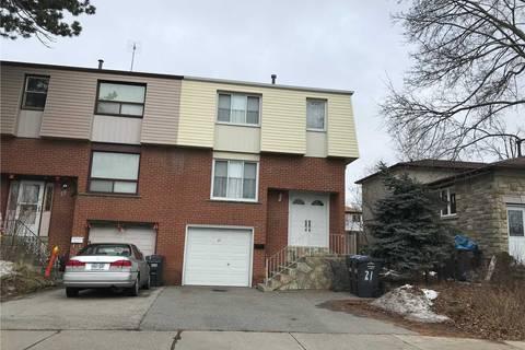 Townhouse for sale at 21 Skegby Rd Brampton Ontario - MLS: W4391548