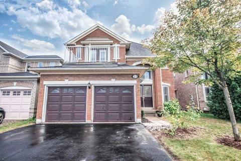 House for sale at 21 Snowy Meadow Ave Richmond Hill Ontario - MLS: N4632568