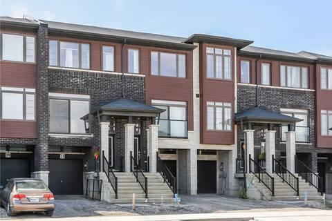 Townhouse for sale at 21 Soho St Hamilton Ontario - MLS: X4578026