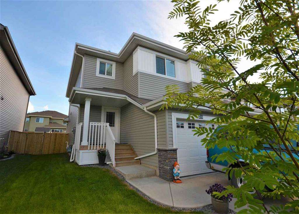 For Sale: 21 Springwood Way, Spruce Grove, AB | 3 Bed, 3 Bath Townhouse for $305,000. See 28 photos!