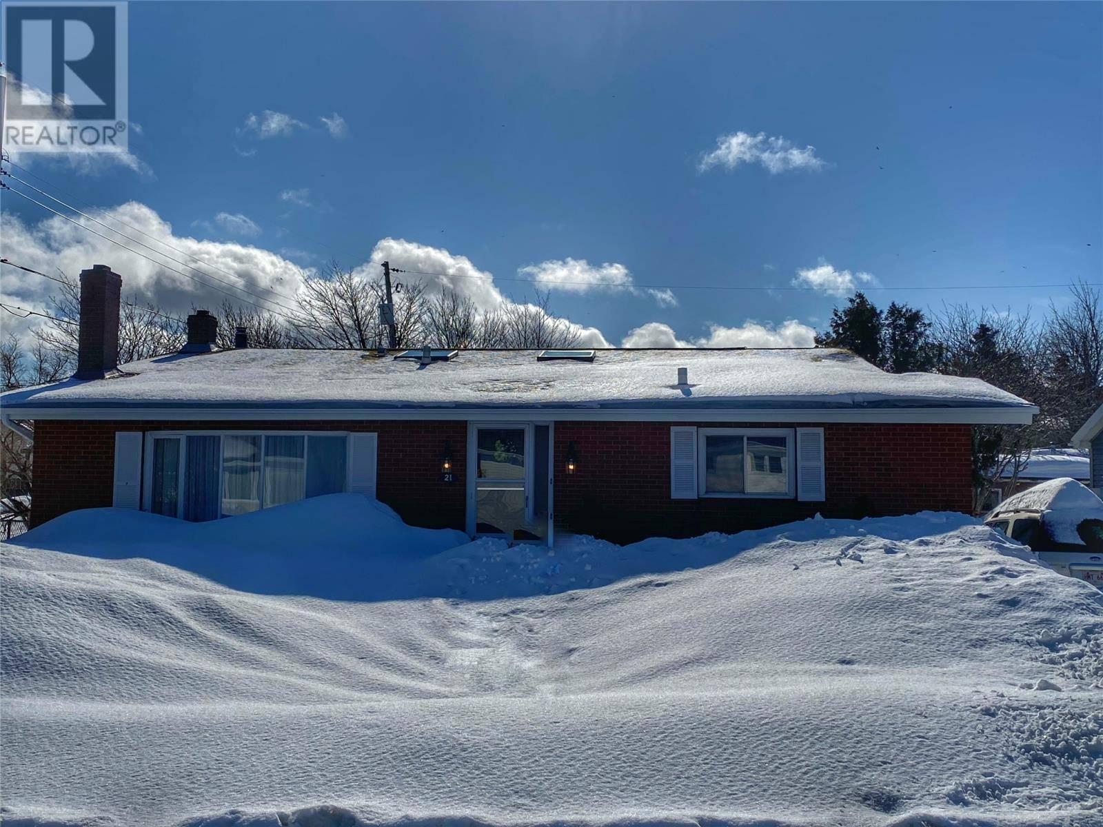 House for sale at 21 St Laurent St St. John's Newfoundland - MLS: 1210041