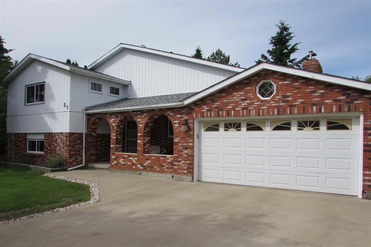 House for sale at 21 Starkey Pl Cardiff Alberta - MLS: E4204029